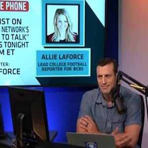 Allie LaForce on the Doug Gottlieb Show