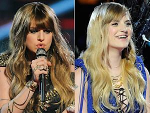 The Voice: Juliet Simms Goes Blonde!