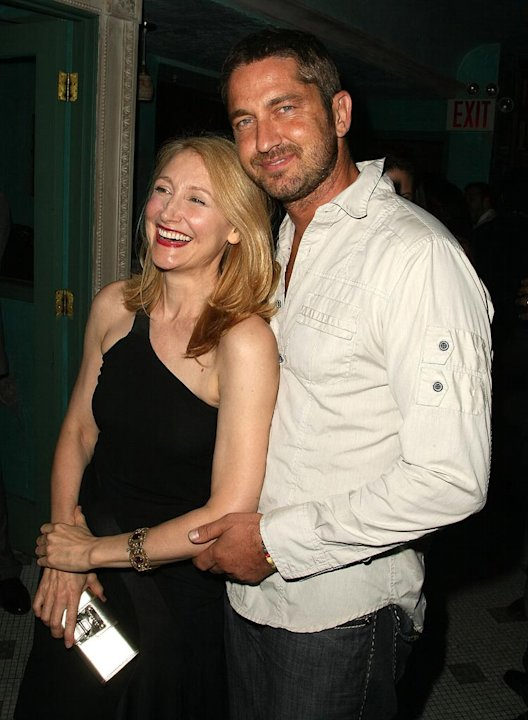 Elegy NY Premiere 2008 Patricia Clarkson Gerard Butler