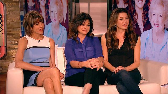 Saying Goodbye to 'Hot in Cleveland': The Ladies Reveal Who's Naughtiest On Set