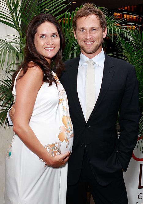 Josh Lucas, Wife Jessica Welcome a Baby Boy!