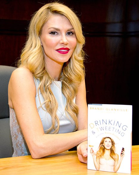 Brandi Glanville Hopes to …