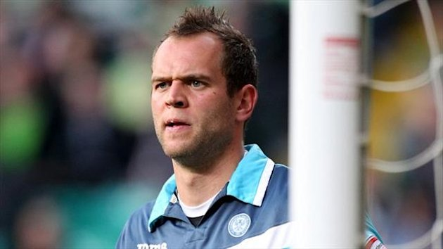 Alan Mannus, St Johnstone (PA Photos)
