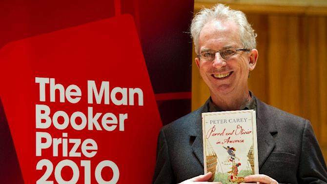 Peter Carey, a two-times Booker Prize winner, said the freedom of expression award stepped beyond the PEN group's traditional role of protecting freedom of expression against government oppression, the Times reported