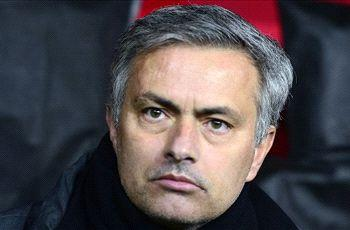 Mourinho: My record speaks for itself