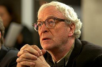 Michael Caine in Warner Independent Pictures' Around the Bend