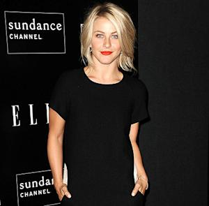 "Julianne Hough: Childhood Abuse ""Sucked the Life Out of Me"""