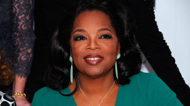 Oprah Winfrey Leads Top Highest-Paid Celebrities