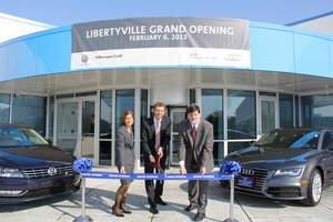 VW Credit, Inc. Celebrates Expansion of Libertyville Facility, Creates 150 New Jobs