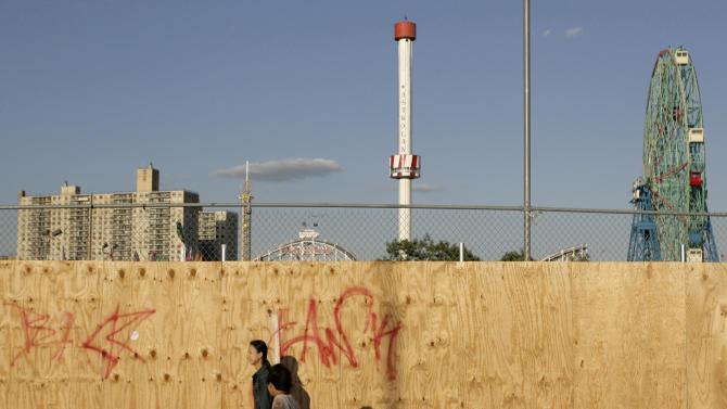 Coney Island park to reopen after tower examined