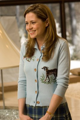 Jenna Fischer in DreamWorks Pictures' Blades of Glory