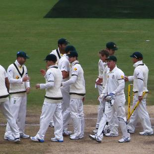 Australia look to seal turnaround