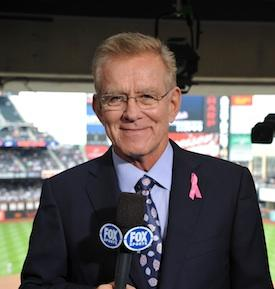 Tim McCarver to Step Down as Fox's Lead Baseball Analyst