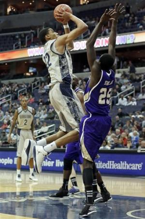 Big East news eclipses Georgetown win over WCU
