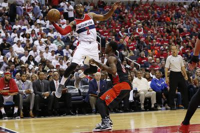 Raptors vs. Wizards Game 3 results: 3 things we learned as Washington won again