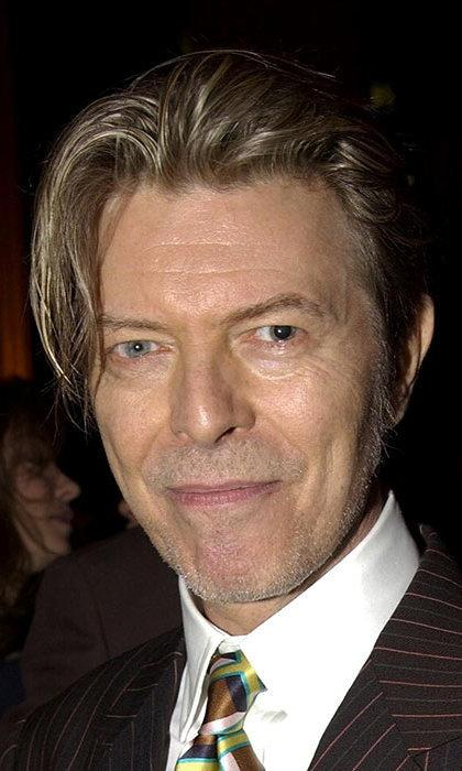 David Bowie's dog has different colored eyes – just like his owner