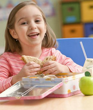Pack Healthier School Lunches