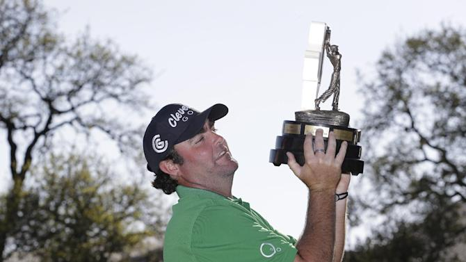 Steven Bowditch wins Texas Open