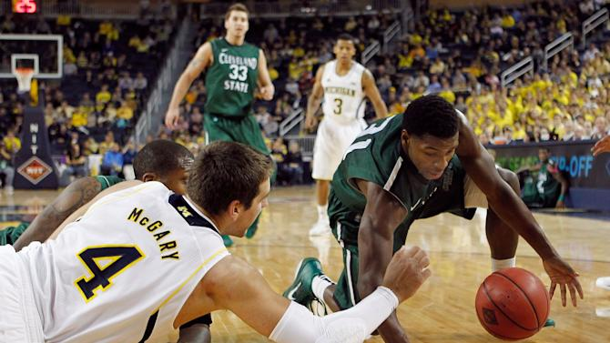 Cleveland State Vikings v Michigan Wolverines