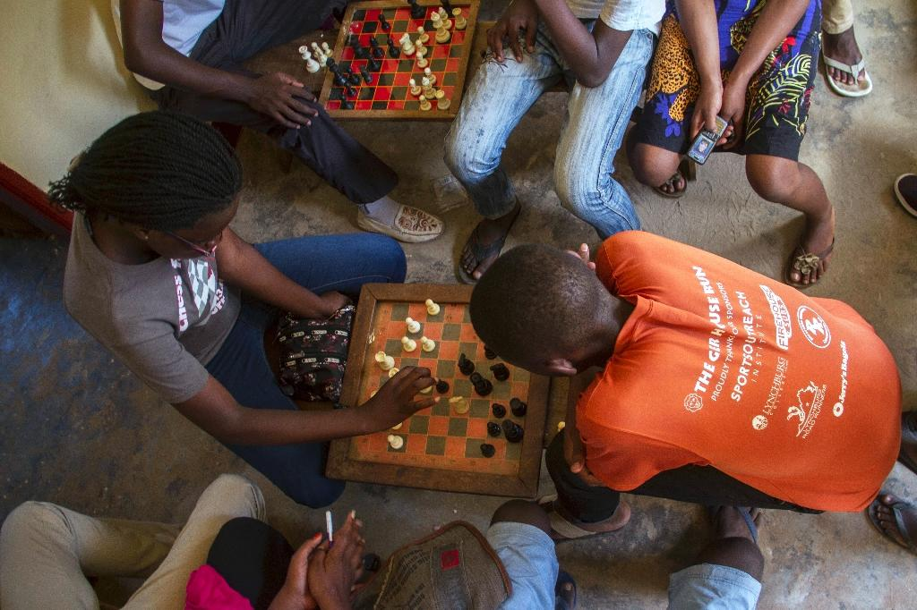 Slum girl to silver screen: Uganda's chess prodigy