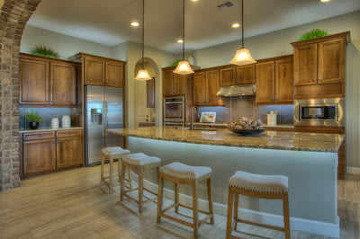 Standard Pacific Homes announces the grand opening of a new community called The Enclave at Charleston Estates in Queen Creek, AZ. The new community will debut six new home designs at a celebration planned for April 5 and 6. For more details, visit standardpacifichomes.com