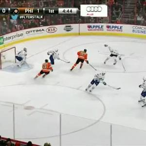 Maple Leafs at Flyers / Game Highlights