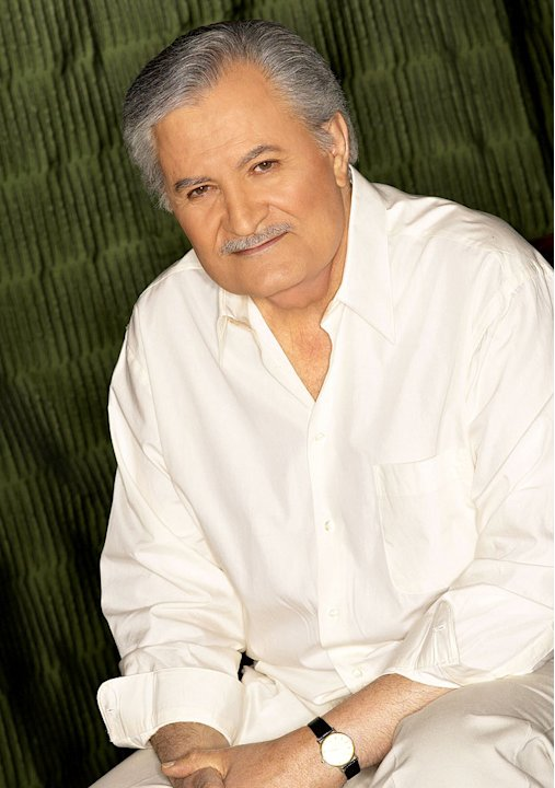 John Aniston stars in Days Of Our Lives on NBC.