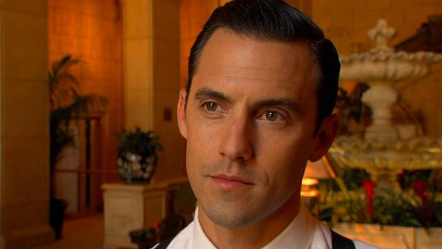 Milo Ventimiglia Talks Playing A Mob Fixer On TNT's 'Mob City'