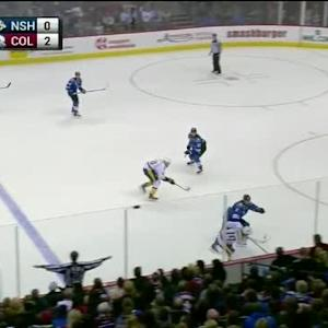 Semyon Varlamov Save on Calle Jarnkrok (10:40/3rd)