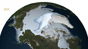 Ice-Free Arctic May Be Near, Study Suggests