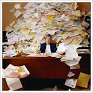Is Disorganization Sapping Your Small Business Health?