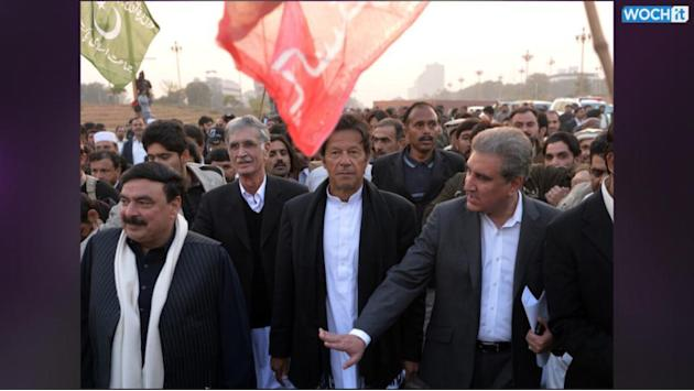 Military Operations Will Increase Terrorism: Imran Khan