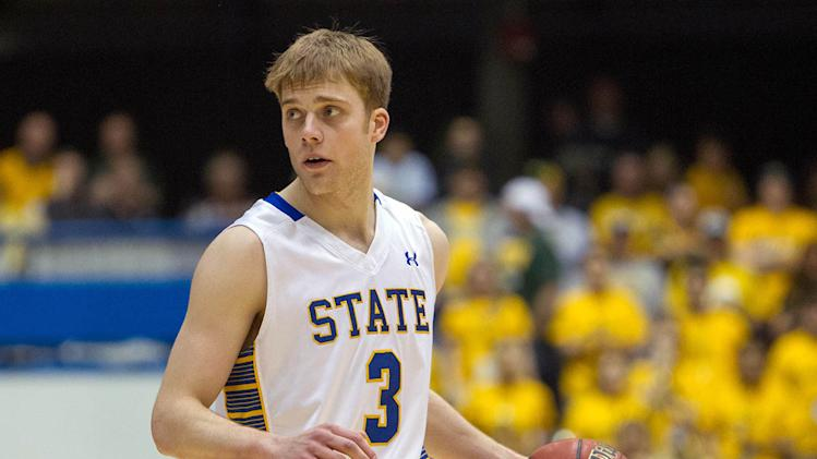 Nate Wolters - South Dakota State
