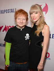 Taylor Swift, Ed Sheeran Spark Dating Rumors