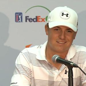 Jordan Spieth comments on the Greater Dallas Open