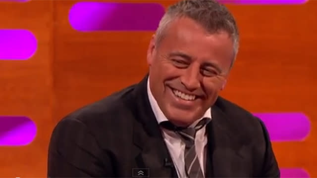 Watch Matt LeBlanc Sing Joey Tribianni's 'Friends' Songs