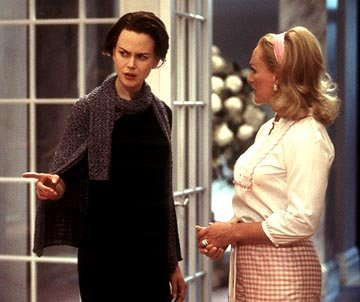 Nicole Kidman and Glenn Close in Paramount's The Stepford Wives