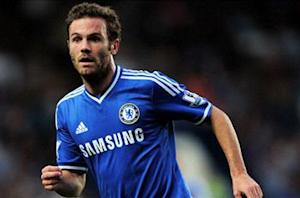 Mata: I'm happy at Chelsea