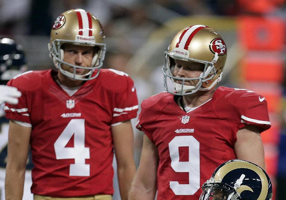 49ers regain footing, rout Rams 35-11