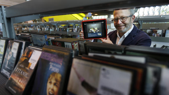 Now at your library: Streaming movies, music
