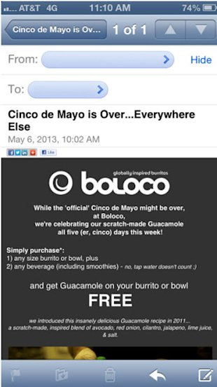 How to Create Mobile Friendly Emails that Inspire Action image Boloco2 337x600