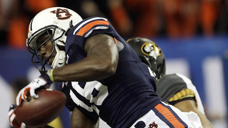 Auburn's Coates renews focus on faith, football