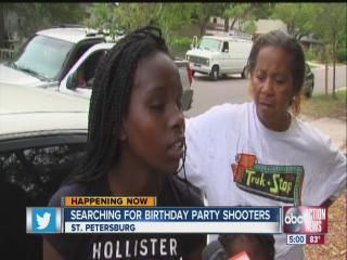 15 year old charged with gang related shooting in St. Petersburg; 4 teens sent to the hospital