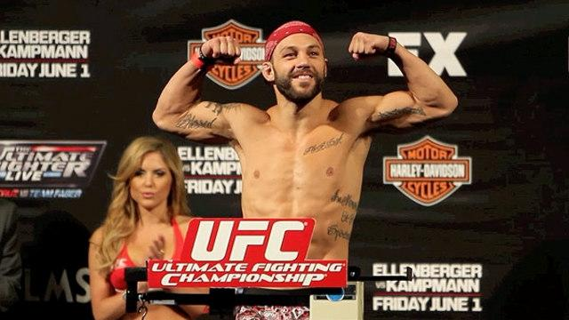 Sam Sicilia is Still on the UFC Roster