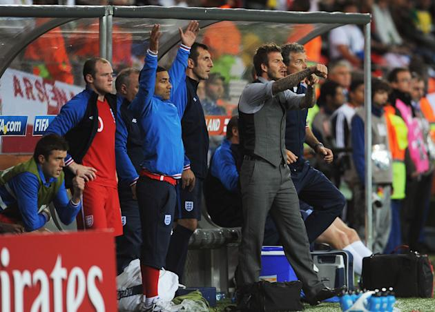 Slovenia v England: Group C - 2010 FIFA World Cup