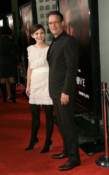 Tom Hanks 2009 Ginnifer Goodwin