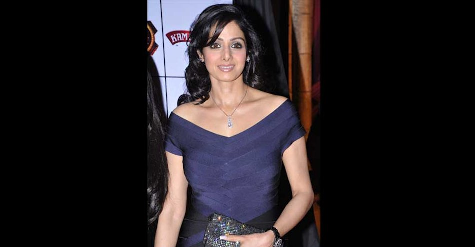 Guess what was Sridevi's best b'day gift?