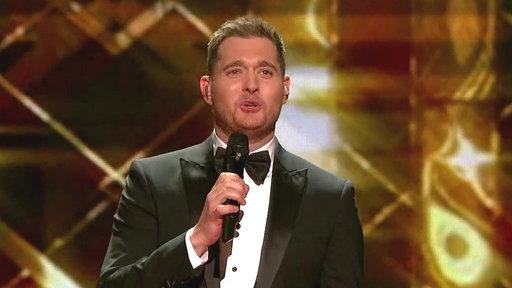 Michael Bublé Croons On the X Factor
