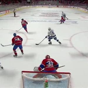 Hedman sets up Filppula for PPG on Price