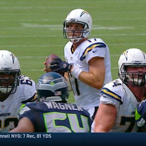 Week 2: Philip Rivers highlights